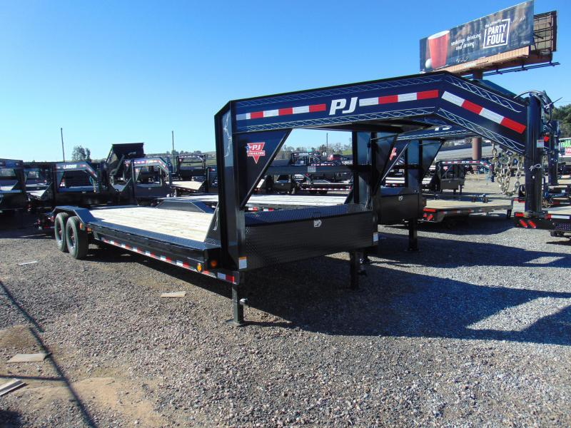 2019 PJ Trailers 102X28 Equipment Trailer