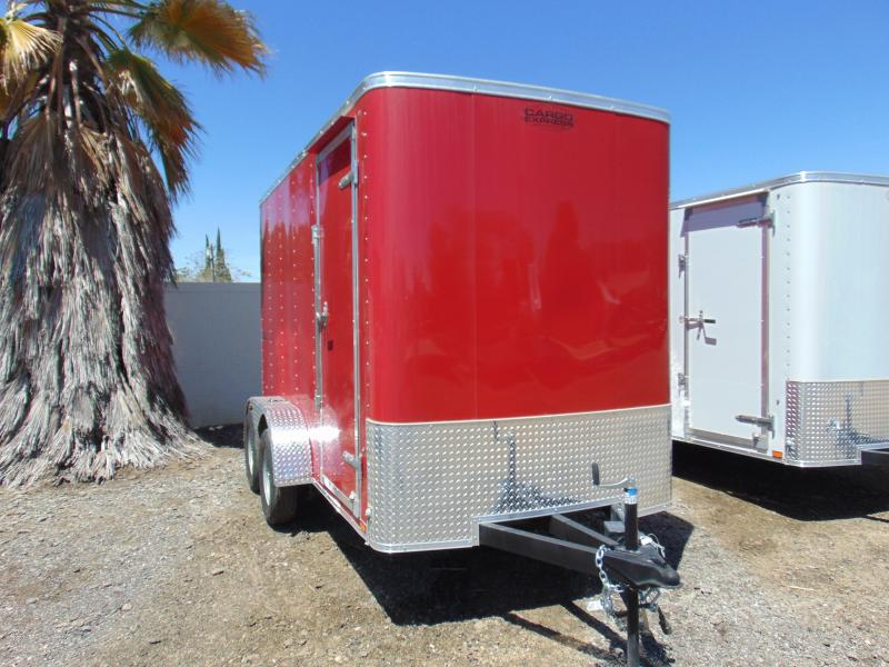 2018 Cargo Express EX6X12TE2 Enclosed Cargo Trailer