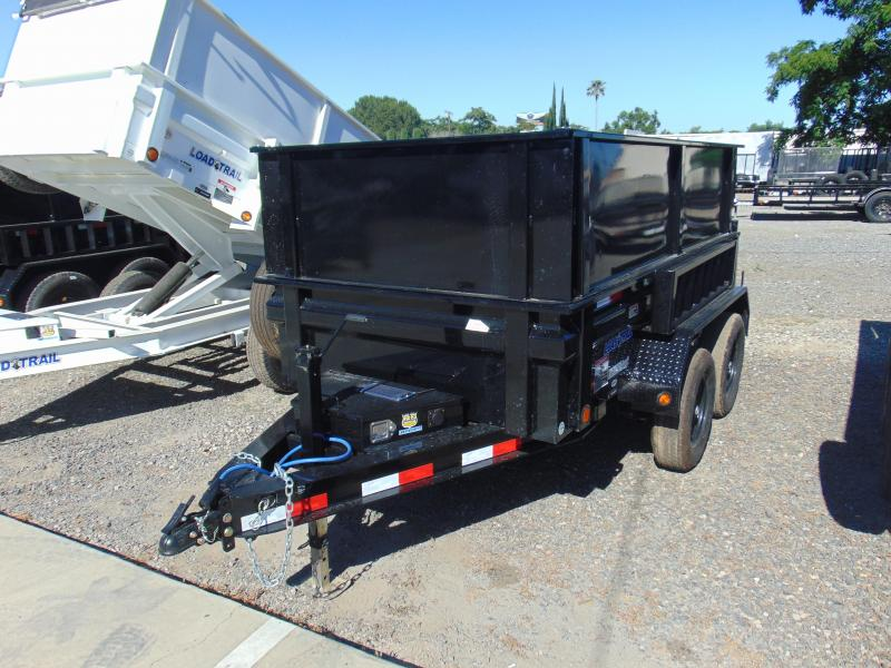 2019 Load Trail 5X10 Dump Trailer