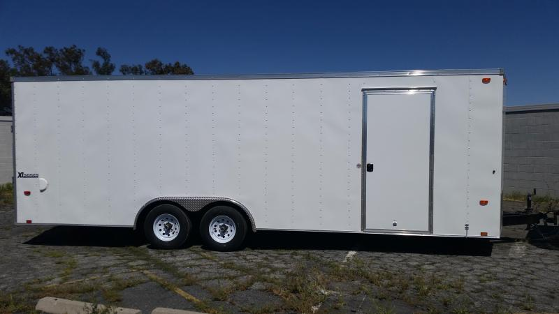 2018 Cargo Express EX 8.5X20 Cargo / Enclosed Trailer