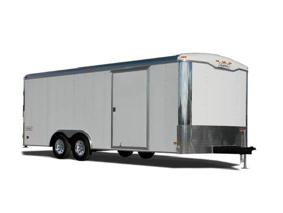2014 Haulmark TST85X20WT3 Car / Racing Trailer