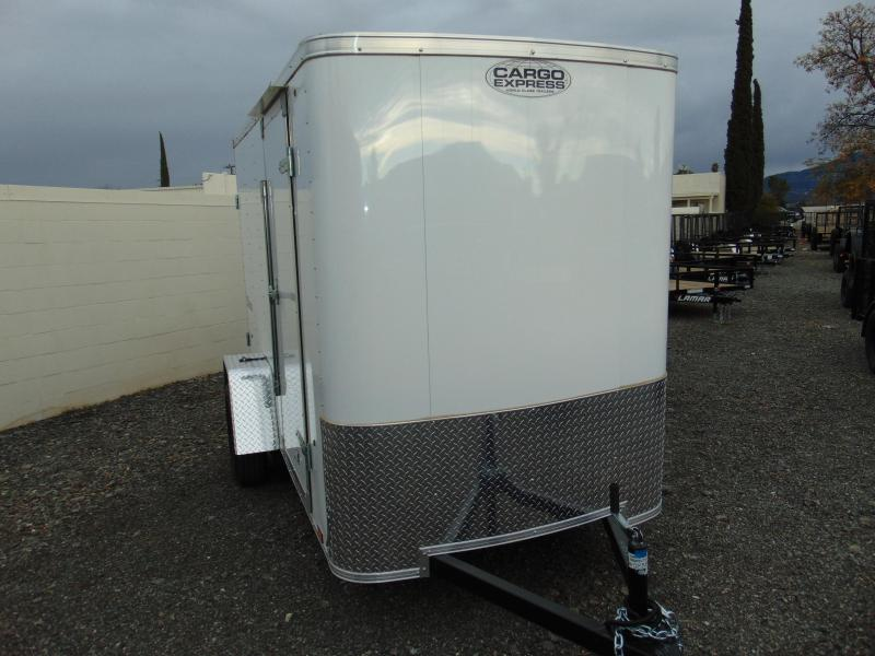2020 Cargo Express In Stock Enclosed Cargo Trailer