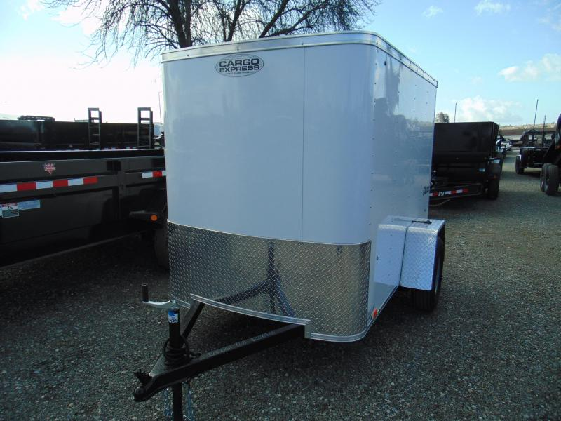 2019 Cargo Express EX5X8SI2 Enclosed Cargo Trailer