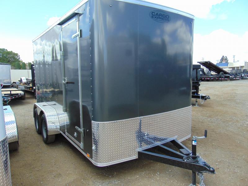2019 Cargo Express EX7X14 TA2 Enclosed Cargo Trailer