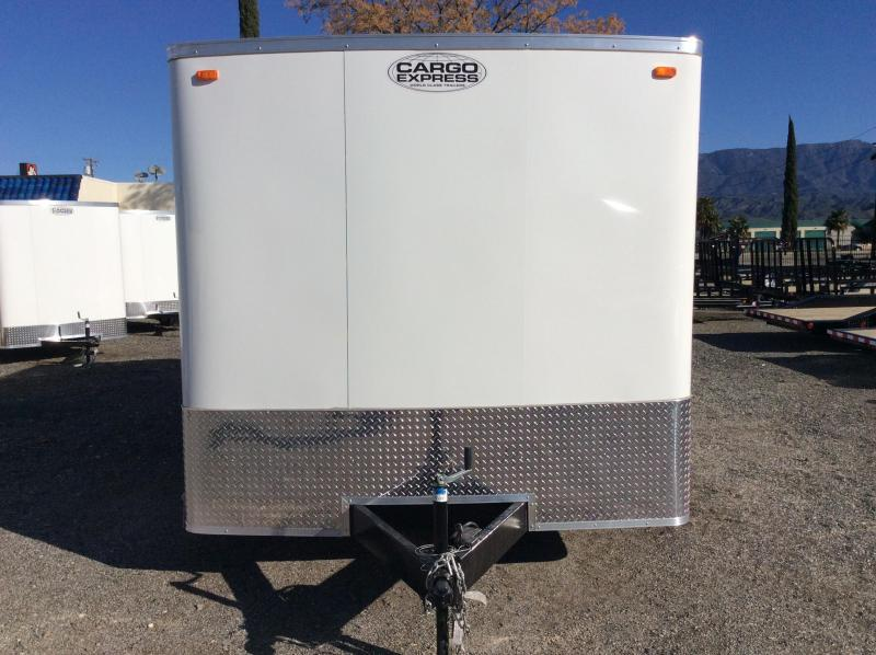 2018 Cargo Express 8.5 X 16 XL Cargo / Enclosed Trailer