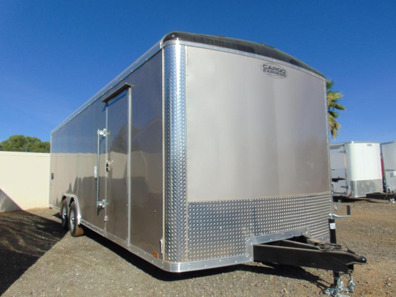 2019 Cargo Express 8.5X24 Pro Series Enclosed Cargo Trailer
