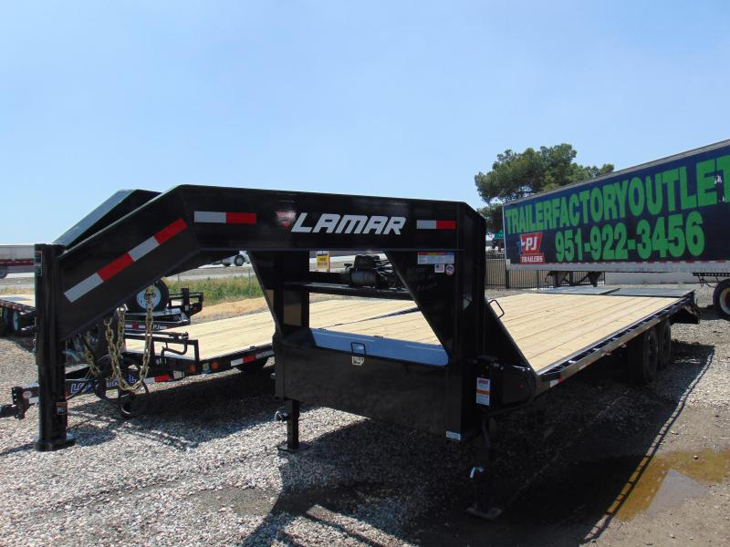 2018 Load Trail GN14 14000 Lb. w/8? I-Beam Frame Equipment Trailer