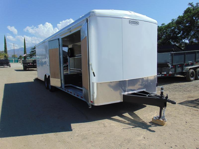 2019 Cargo Express XLR8.528 Enclosed Cargo Trailer
