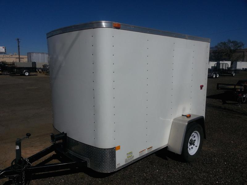 2018 Cargo Express 4 x 8 EX Cargo / Enclosed Trailer