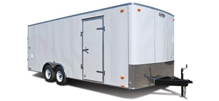 2016 Cargo Express 7 X 16 EX Cargo / Enclosed Trailer