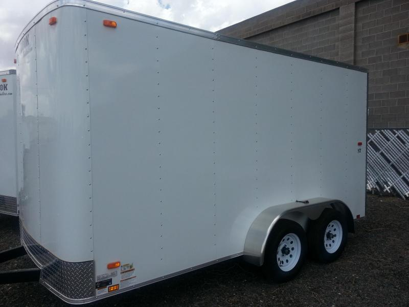 2018 Cargo Express EX 7X14 Cargo / Enclosed Trailer