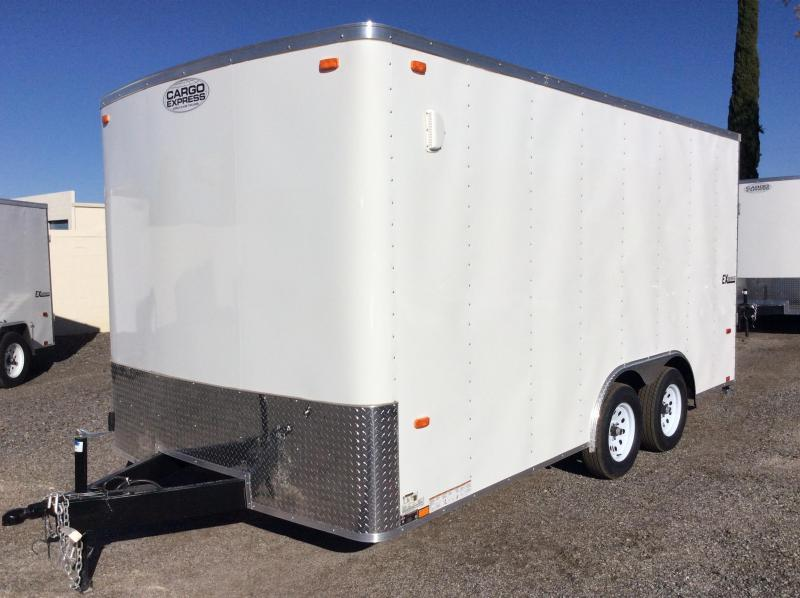 2018 Cargo Express 7X16 EX Cargo / Enclosed Trailer