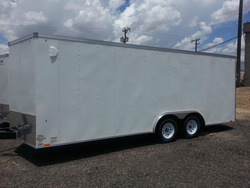 2018 Cargo Express 8.5 X 20 Cargo / Enclosed Trailer