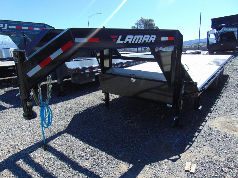 2019 Lamar Trailers 102X20 Equipment Trailer