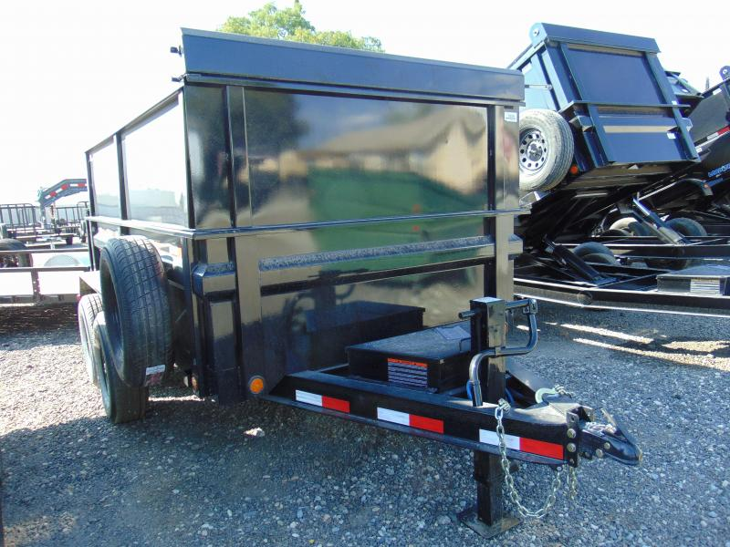 2019 Load Trail 72X12 Heavy Duty Dump Dump Trailer