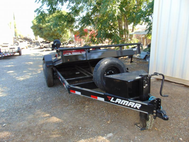 2019 Lamar Trailers TILT BED Equipment Trailer