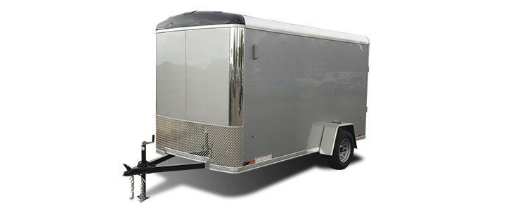 2018 Cargo Express Pro Series 5' / 6' Enclosed Cargo Trailer