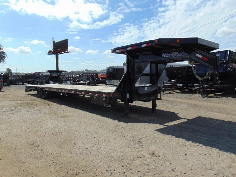2019 Load Trail 40 HOT SHOT SPECIAL Equipment Trailer