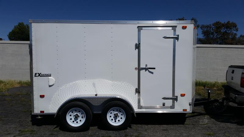 2016 Cargo Express 6 X 12 EX Cargo / Enclosed Trailer