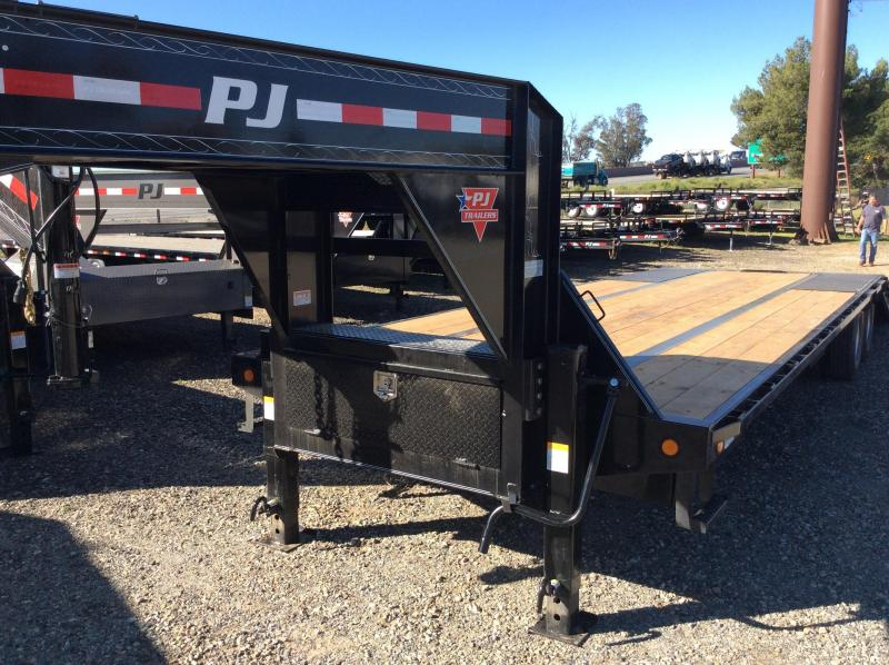 PJ Trailers 40' Low-Pro Flatdeck with Duals Trailer