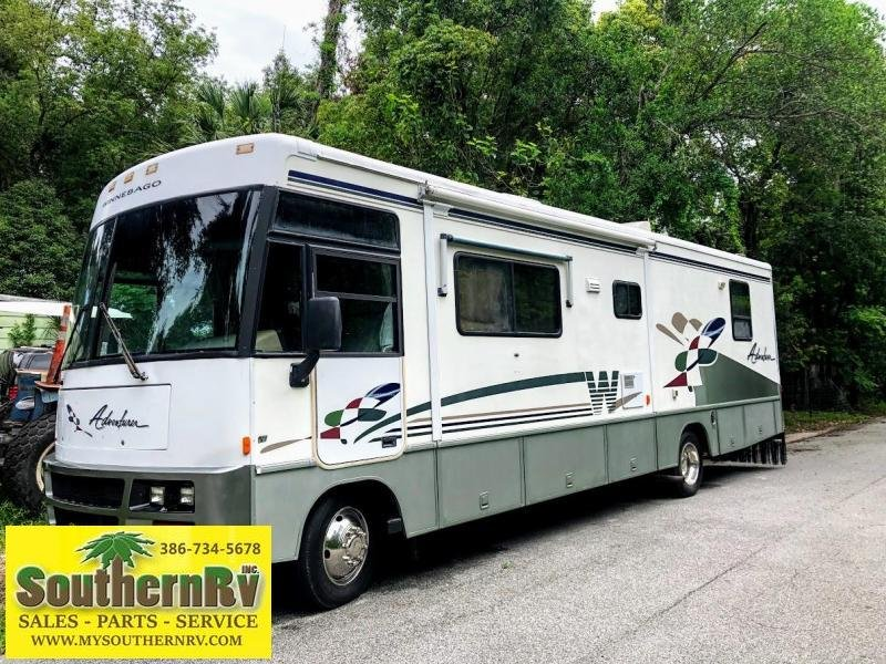 1998 Winnebago Adventurer 35WP Class A RV