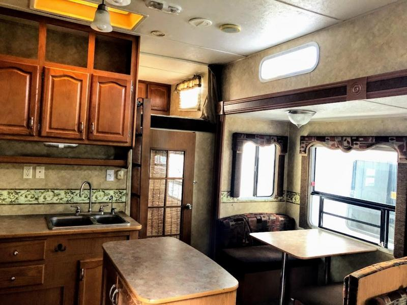 2008 Dutchmen Manufacturing North Shore 330XRV-M5 5TH WHEEL Travel Trailer
