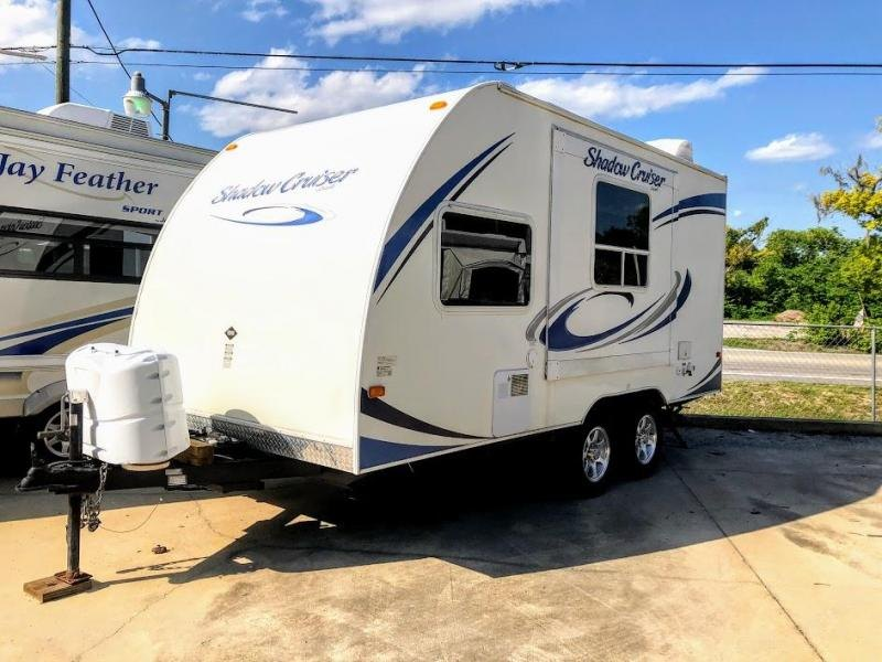 2011 Cruiser RV Shadow Cruiser 185FBR Travel Trailer