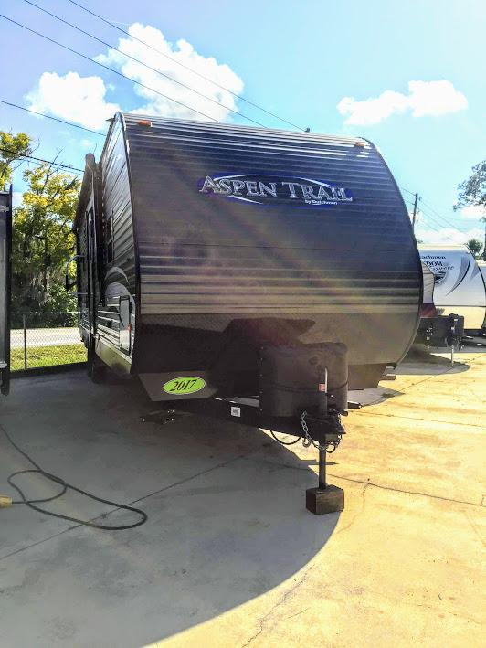 2017 Dutchmen Aspen Trail 3100BHS Travel Trailer