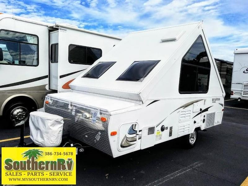 2014 Forest River Rockwood Premier 122A S Travel Trailer