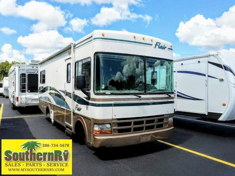 1999 Fleetwood RV Flair 25Y Class A RV