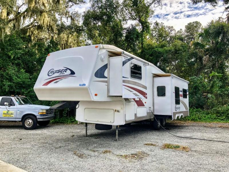 2007 CrossRoads Cruiser 28RL Fifth Wheel
