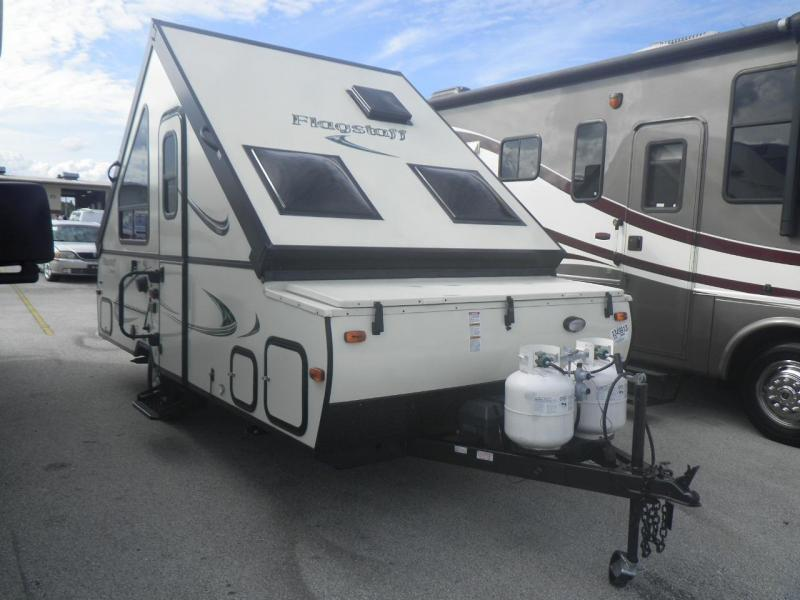 2016 Forest River Inc. Flagstaff Classic Series 12RBST Popup Camper
