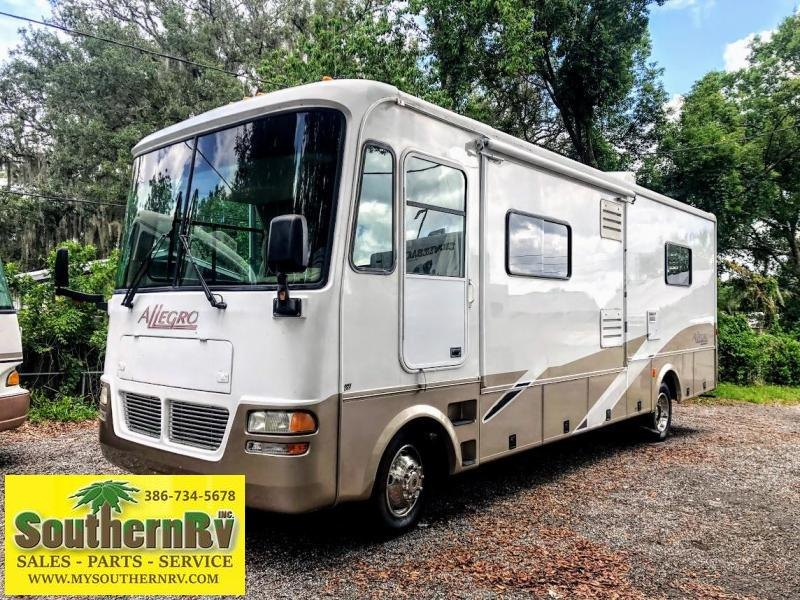 2004 Tiffin Motorhomes Allegro Open Road 28DA Ford Class A RV