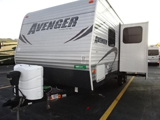2012 Forest River Avenger 23 FBS Travel Trailer