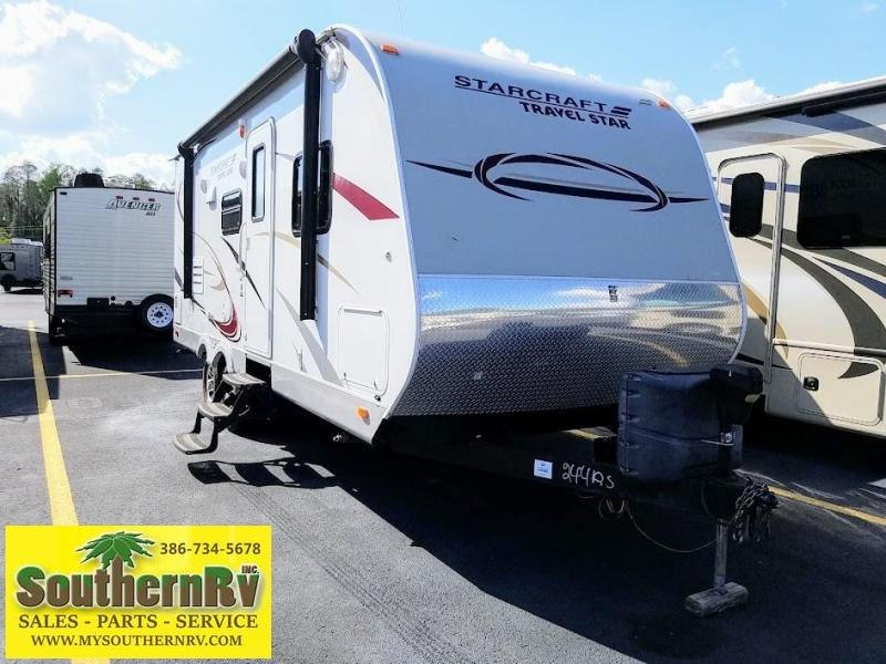 2013 Starcraft Travel Star 244DS Travel Trailer