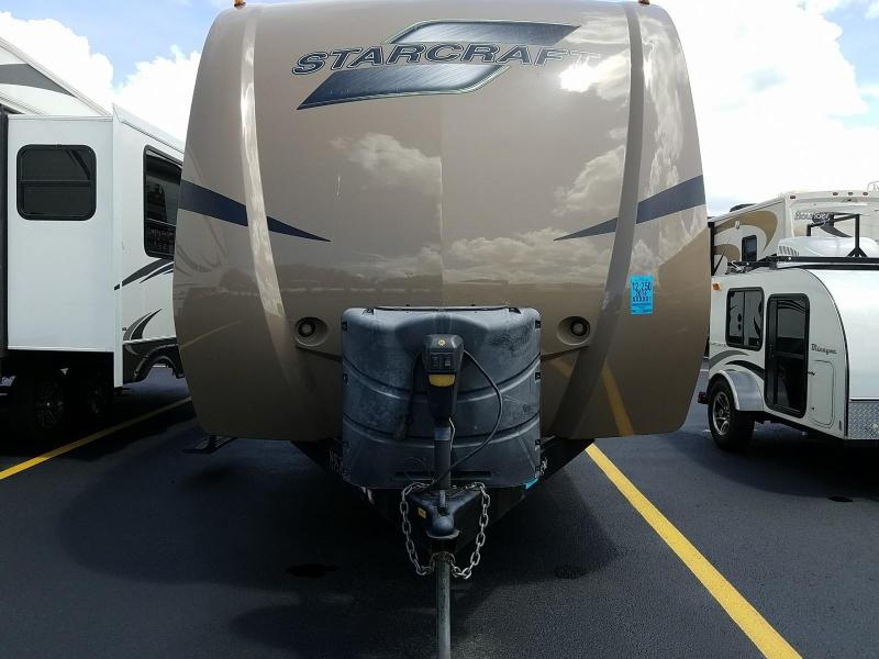 2015 Starcraft Travel Star 274RKS Travel Trailer