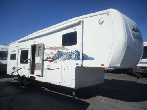 2006 Heartland Recreational Vehicles BIGHORN 2925RK Travel Trailer
