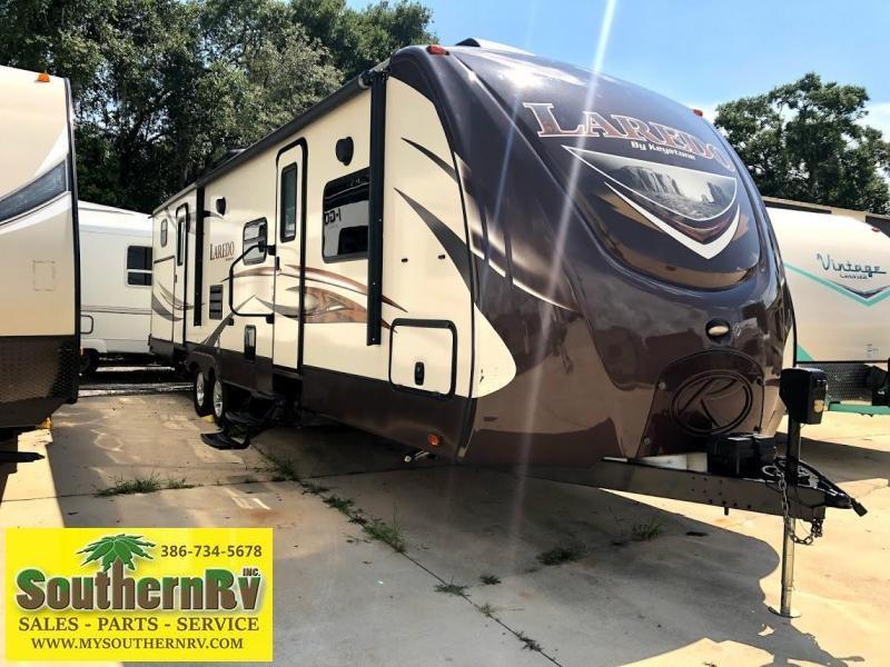 2015 Keystone RV Laredo 303TG BUNKHOUSE Travel Trailer RV