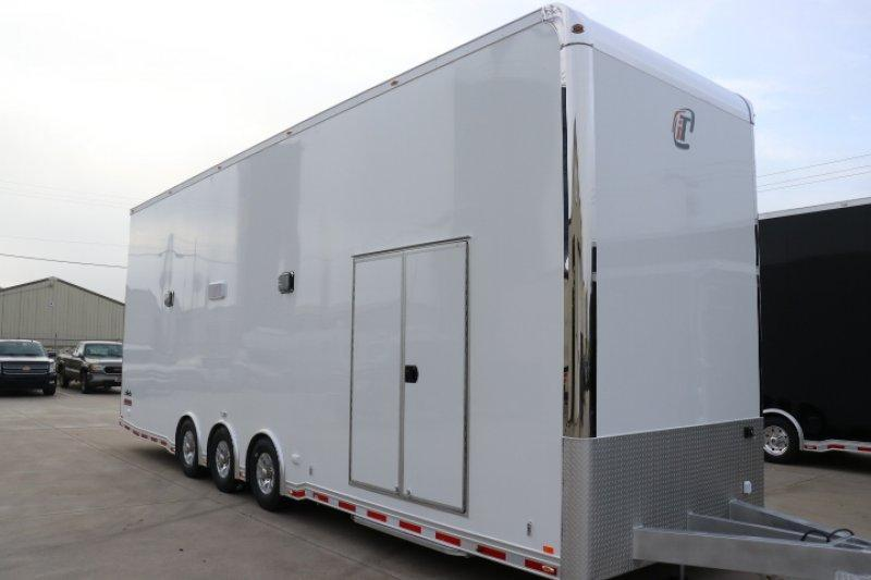 2019 inTech 32' All Aluminum Stacker Trailer