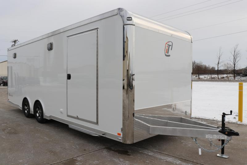 2019 inTech 24' Icon All Aluminum Tag Trailer