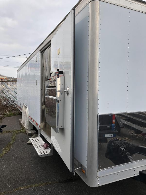 2004 Gold Rush 28' All Aluminum Tag Trailer