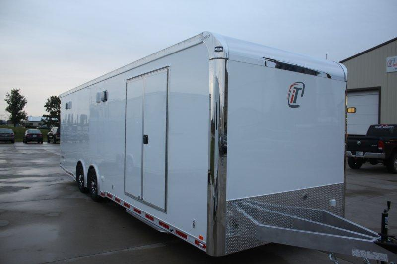 2018 inTech Trailers BTA8528TA4 Car / Racing Trailer