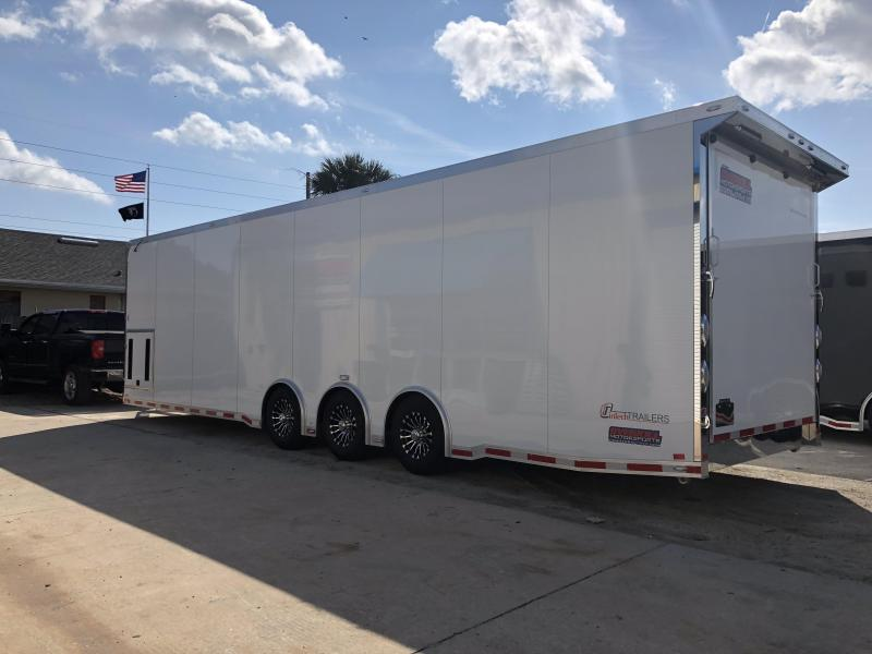 2018 inTech 32' All Aluminum Trailer