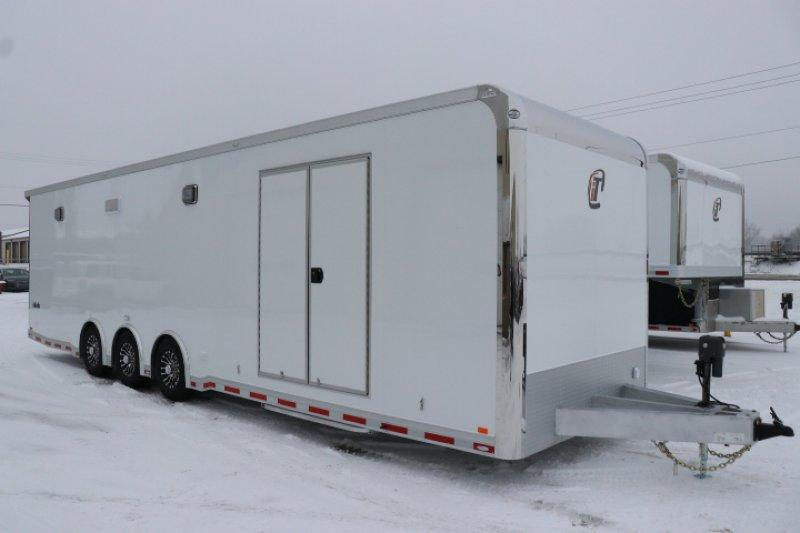 2019 inTech Trailers BTA8532TA4 Car / Racing Trailer