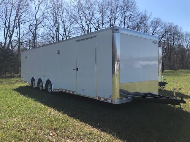 2019 Bravo Trailers STP8532TTA4 Car / Racing Trailer