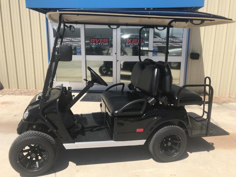 2019 StarEV 48V Classic Electric Golf Cart Street Legal 4-Passenger