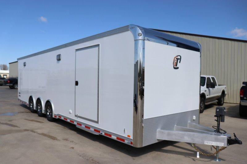 2018 inTech Trailers BTA8532TA4 Car / Racing Trailer
