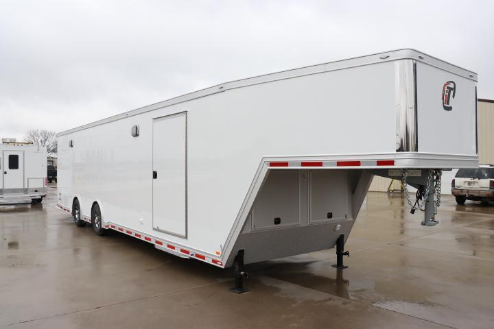 2018 inTech Trailers icon Car / Racing Trailer