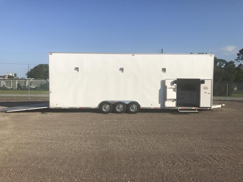 2005  Performax stacker Enclosed Cargo Trailer