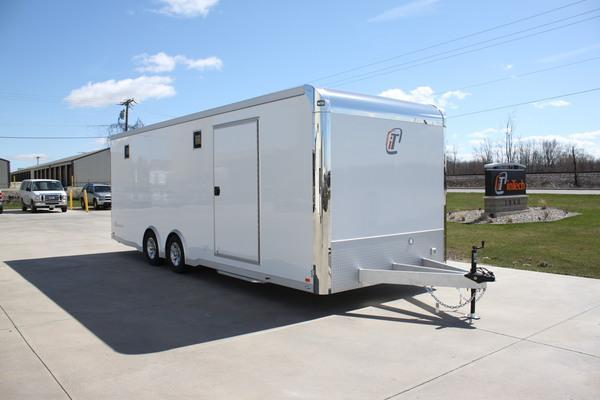2018 inTech Trailers BTA8524TA3 Car / Racing Trailer Icon Series
